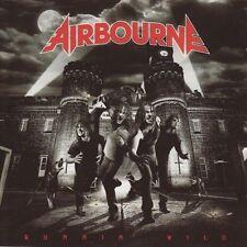 Runnin' Wild by Airbourne (Vinyl, Jun-2008, Roadrunner Records)