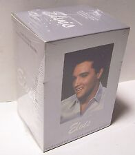 ELVIS PRESLEY -25° ANNIVERSARY -BOXSET  8 DVD ALL DOCUMENTARI ARGENTO-SIGILLATO