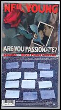 """NEIL YOUNG """"Are You Passionate ?""""(CD Digipack)2002 NEUF"""