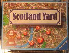 Scotland Yard Spiel des Jahres Brettspiele
