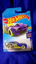 Hot Wheels Hollowback HW Glow Wheels #6/10 Diecast 1:64 Scale Track Stars Mattel