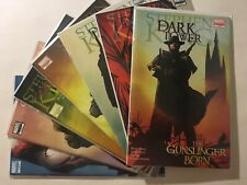 Dark Tower Gunslinger Born 1-7 NM Complete Set Run Lot Stephen King 2, 3, 4, 5 6
