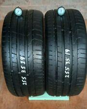 255 35 19 x2  Pirelli P Zero