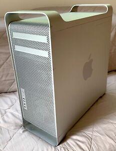 Apple Mac Pro 4.1 flashé 5.1 2X E5520 4 core 16G RAM GT 120 + HDD 1TO + 640G 042
