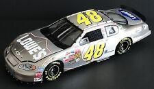 Jimmie Johnson #48 Lowe's 1/24 ELITE METAL 2003 Chevrolet Monte Carlo 1350/1600