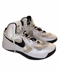 Men's Nike White Hyperfuse Hightop Size 14