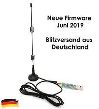CC2531  ZigBee USB-Sick zigbee2mqtt ioBroker FHEM Magnet Antenne 8dbi + Firmware