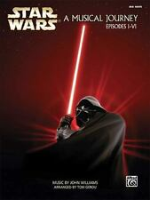 Alfred Star Wars - A Musical Journey (from Episodes I-VI) Big Note Piano Book