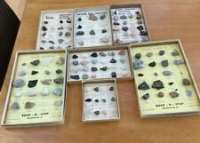 Educational Lot Of Geology Collection of Rocks & Minerals