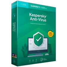 Kaspersky AntiVirus 2021 5 PC / Dispositivi 1 ANNO ANTI-VIRUS UE IT ☀️☀☀
