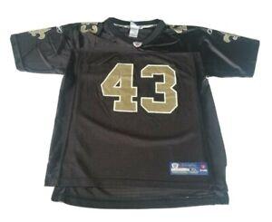 Darren Sproles New Orleans Saints Reebok Youth Black Jersey Sz XL