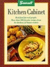 SUNSET KITCHEN CABINET 500+ FAVORITE RECIPES REAL FOOD FOR REAL PEOPLE BOOK