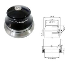 "Tange Seiki IS245LT Integrated Headset 1-1/8""-1.5"" fit for IS42/28.6- IS52/39"