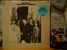 BOB DYLAN John Wesley Harding LP/1967 US/New!/Sealed Sundazed/RARE MONO MIX!
