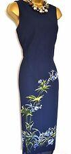 Viscose Sleeveless Dresses Size Tall Midi for Women