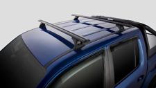 Genuine Volkswagen Amarok Commercial Roof Bars Set Black 95kg 2012-Current