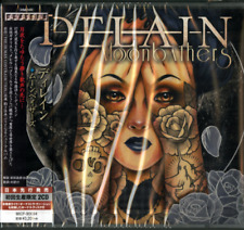 DELAIN-MOONBATHERS-JAPAN CD Bonus Track H40