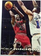 1993-94 Topps Stadium Club Michael Jordan #169, Chicago Bulls, HOF