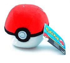 TOMY Pokemon Plush,  Poke ball, 5 inch, new