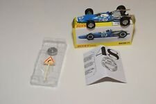 TT 1:43 ATLAS DINKY TOYS 1417 MATRA F1 FORMULA 1 RACING CAR BLUE MIB