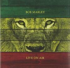 BOB MARLEY - LIVE ON AIR (New & Sealed) Reggae CD Rare USA 1973 #0803341336674