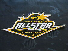 ECHL ALL STAR Stockton 2008 Patch Hockey Reebok CCM Jersey Crest A