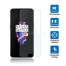 Tempered Glass Screen Protector Guard For OnePlus 5