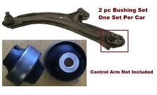2pcSet BUSHINGS fit Nissan Versa 2007 2008 2009 2010 2011 Front Lower Arms