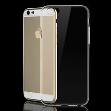 Apple Iphone 5SE Dotted Transparent Ultra Thin Soft/Silicone Case Cover
