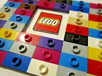 LEGO 1x2 PLATES with Stud (Packs of 8) - Design 3794 - Choose your Colour - NEW