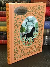 BLACK BEAUTY by ANNA SEWELL Illustrated, Leatherbound & BRAND NEW!