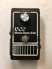 DOD Digitech 230 Noise Gate Suppressor Rare Vintage Guitar Effect Pedal