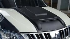 Front Bonnet Scoop 1 PC Fit For Mitsubishi Triton 2015-2016 Unpainted
