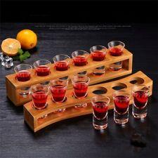 Holder Cups Set Cocktail Shaker Lead Free Liquor Wine Suit Shot Glasses Small
