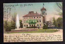 130470 AK Dresden Strehlen 1900 Kgl. Villa Strehlen