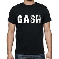 gash Tshirt, Homme Tshirt, Col Rond Homme T-shirt, Noir, Cadeau