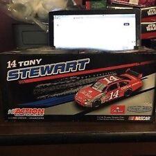 TONY STEWART 2009 #14 OLD SPICE NASCAR DIECAST RACE CAR