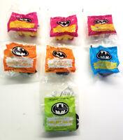 Vintage 1991 Batman McDonalds Happy Meal Toys NEW UNOPENED.