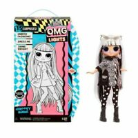LOL Surprise OMG LIGHTS Doll GROOVY BABE with 15 Surprises SHINE IN THE DARK