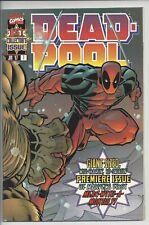 Deadpool 1 (9.4) NM (1987) - 1st Blind Al - 1st T-Ray