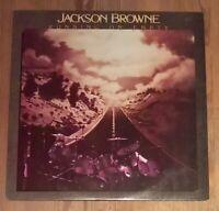 Jackson Browne – Running On Empty Vinyl LP Album 33rpm 1978 Asylum – K53070