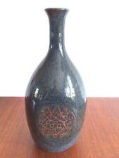Céramique Design Années 70 Signature À Identifier