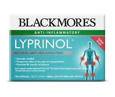 Blackmores Lyprinol 100 Capsules - Green Lipped Mussel