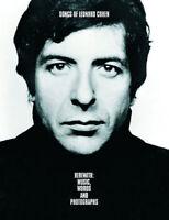 Songs of Leonard Cohen: Collector's Edition Piano, Vocal & Guitar, Guitar, Guita