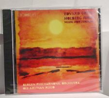Edvard Grieg: Holberg Suite, Music for Strings (2005 BIS Records)  NEW