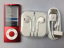 Apple iPod nano 5th Generation RED (8 GB) new