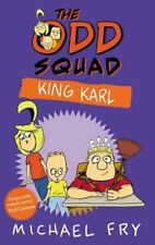 The Odd Squad: King Karl, New, Fry, Michael Book