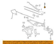 GM OEM Wiper Washer-Windshield-Wiper Arm Cap 15788727