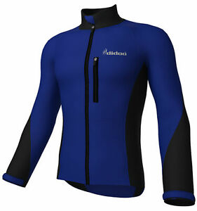 Wind proof Cycling Jackets Softshell Biker Long Sleeve Raining Coat all seasons