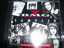 BMG Promo AUST July 1992 (Nirvana Kim Wilde Glenn Frey Lisa Stansfield Live) CD